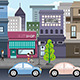 City Life - GraphicRiver Item for Sale