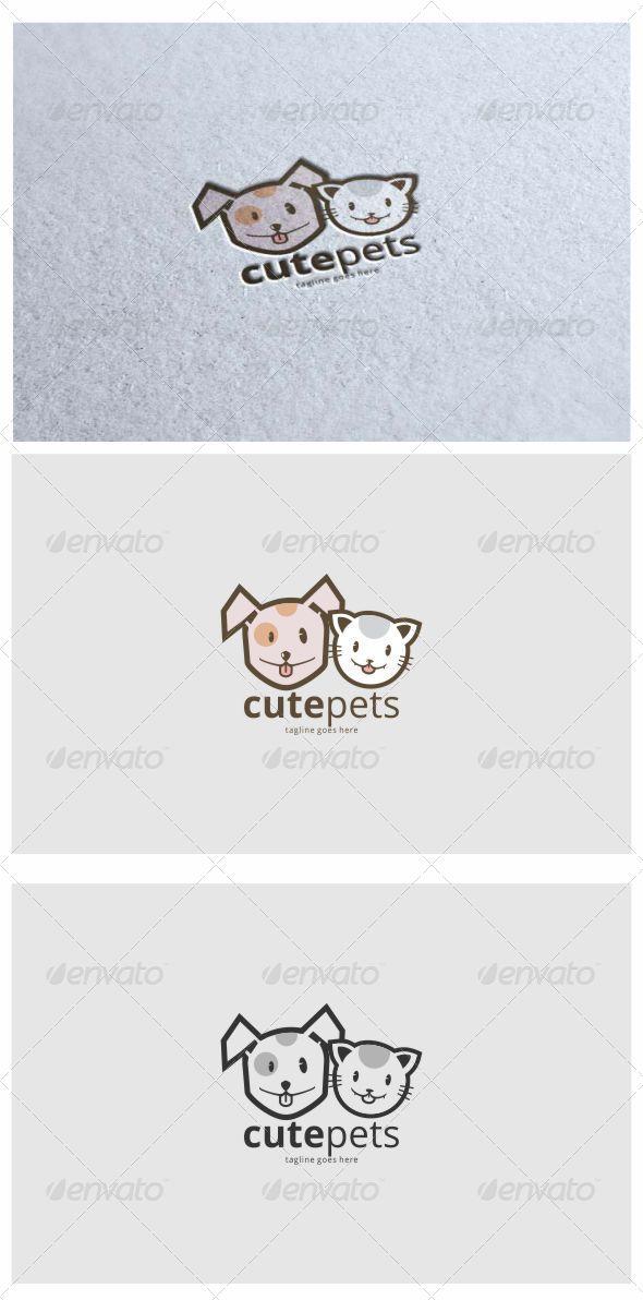 GraphicRiver Pets Logo 7050601
