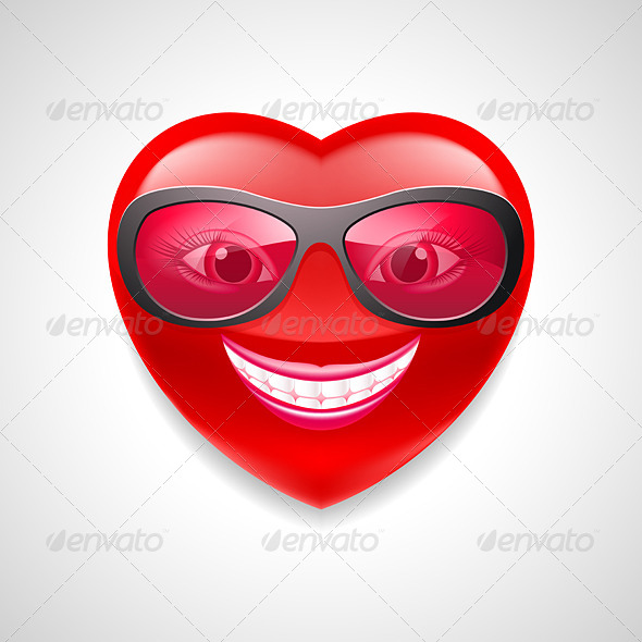 GraphicRiver Heart Character 7073821