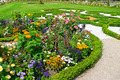 delightful flower bed in the summer park - PhotoDune Item for Sale