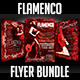 Flamenco Flyer Bundle - GraphicRiver Item for Sale