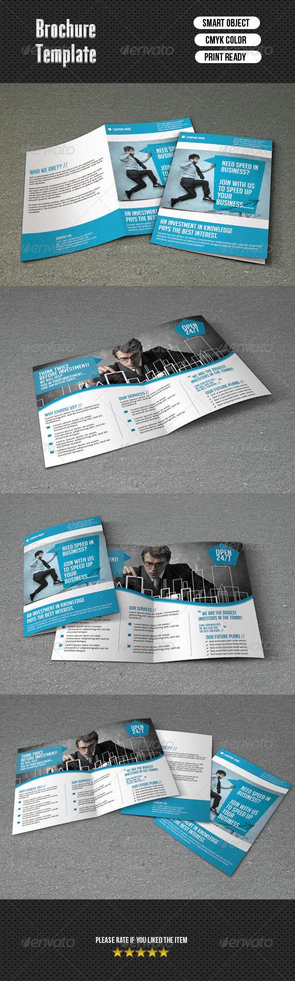 GraphicRiver Business Brochure 7053863