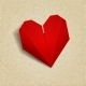 Paper Heart - GraphicRiver Item for Sale