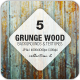 Grunge Wood Backgrounds - Collection 2 - GraphicRiver Item for Sale