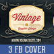 3 Facebook Retro Vintage Timeline Cover - GraphicRiver Item for Sale