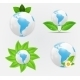 Green Eco Planet - GraphicRiver Item for Sale
