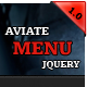 Aviate Mega Menu – jQuery CSS DropDown Menu Plugin (Navigation)