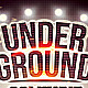 Underground Flyer Template - GraphicRiver Item for Sale