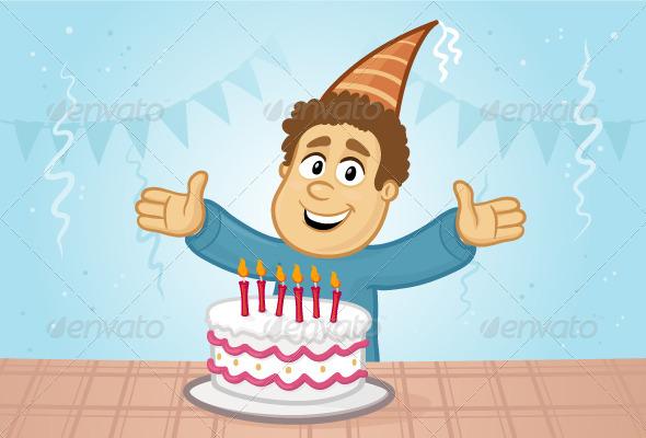 GraphicRiver Happy Birthday 7090483