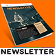 Modern Newsletter - GraphicRiver Item for Sale