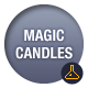 Magic Candles - VideoHive Item for Sale