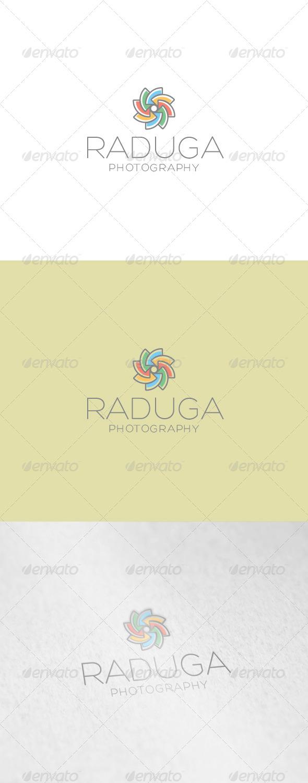 GraphicRiver Raduga Logo 7094553