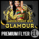 Glamour Party - Premium Party Flyer - GraphicRiver Item for Sale