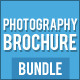 Photography Brochure Bundle 1 - GraphicRiver Item for Sale