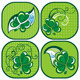 Shamrock Labels - GraphicRiver Item for Sale