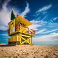 Miami Beach Lifegaurd Tower - PhotoDune Item for Sale
