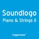 Piano & Strings Logo II