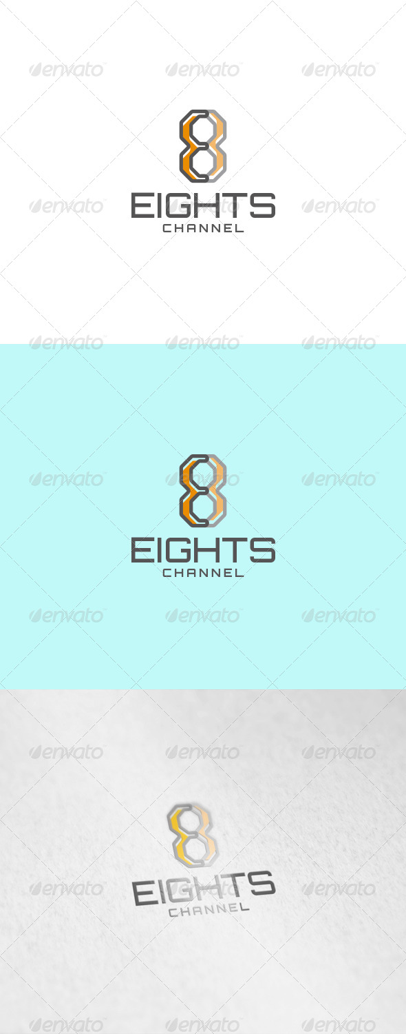 GraphicRiver Eights Logo 7103749