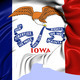 Flag of Iowa, USA. - PhotoDune Item for Sale
