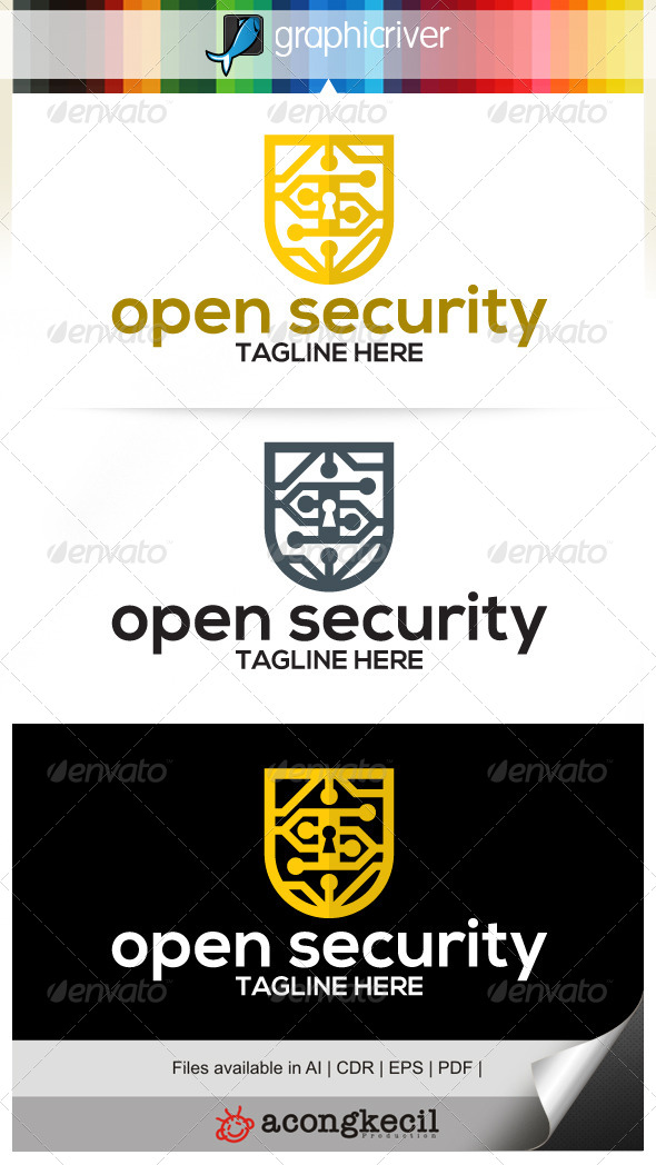 GraphicRiver Open Security V.4 7104760