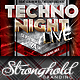 Live Techno Party Event Flyer Template - GraphicRiver Item for Sale
