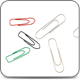 Paperclips 2 Types - GraphicRiver Item for Sale