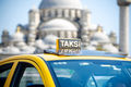 turkey taxi in Istanbul - PhotoDune Item for Sale