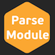 Parse Module + Sample Code - CodeCanyon Item for Sale