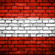 Brick wall with painted flag of Austria - PhotoDune Item for Sale