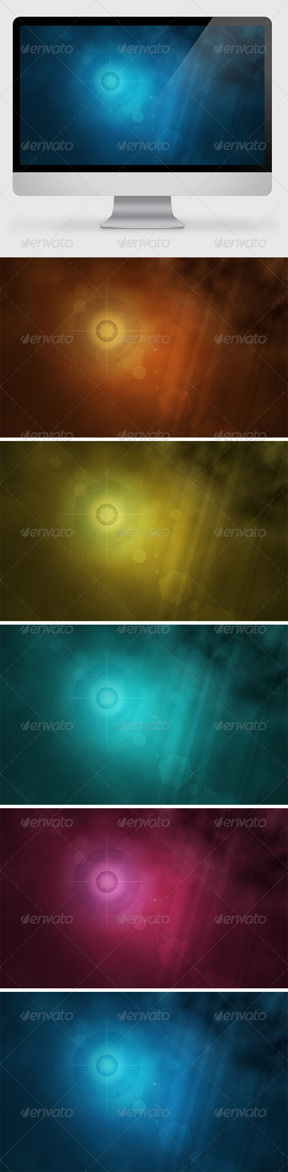 GraphicRiver Abstract Background 7113204