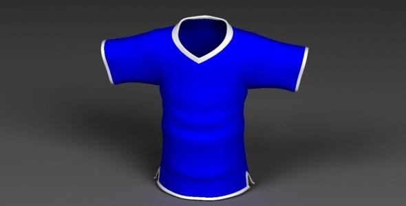 3DOcean Tshirt 7113672