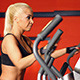 Beautiful Sporty Woman at the Gym - VideoHive Item for Sale