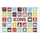 Grunge Icons Set - GraphicRiver Item for Sale
