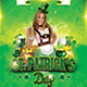 St. Patricks Day Flyer