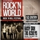 Rock Music Flyer / Poster - GraphicRiver Item for Sale