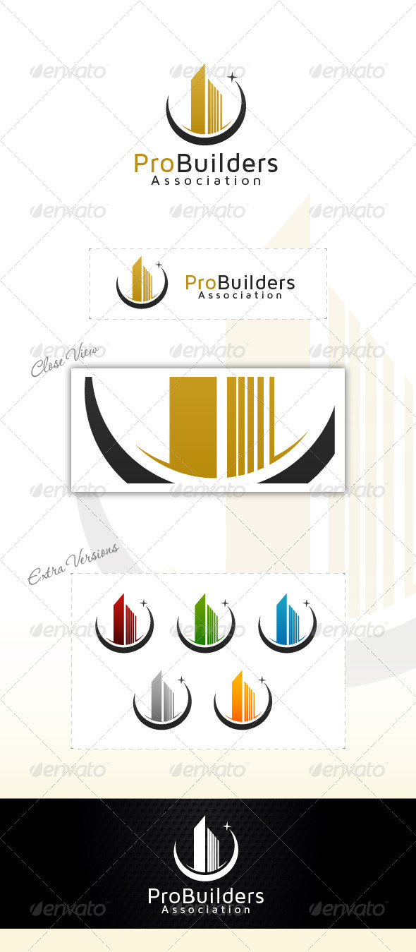 GraphicRiver Market Builders 7122811