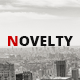 Novelty - Content Sharing WordPress Theme