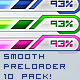 Smooth Preloader 10 Pack (AS2 and AS3) - ActiveDen Item for Sale