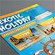 Exotic Holiday Flyers - GraphicRiver Item for Sale