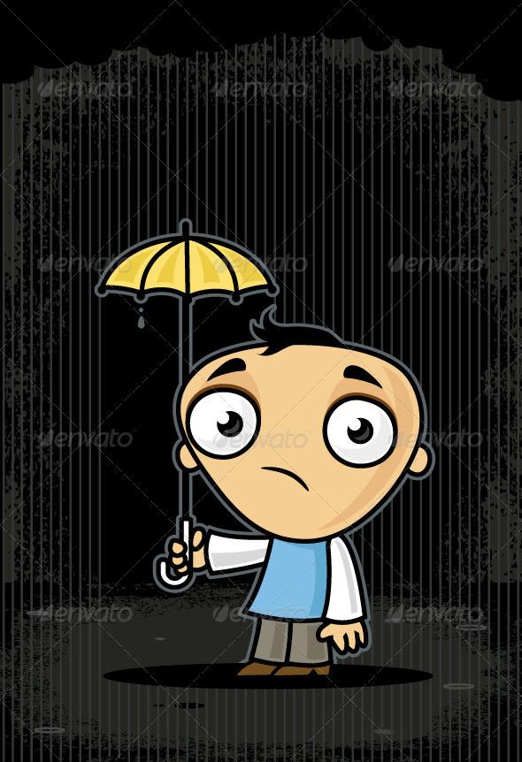 GraphicRiver Rainy Day 7127549