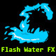 Flash Water Effects Pack - VideoHive Item for Sale