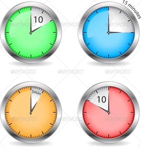 GraphicRiver Timers 7129346