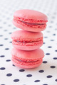 fresh strawberry macaroon - PhotoDune Item for Sale