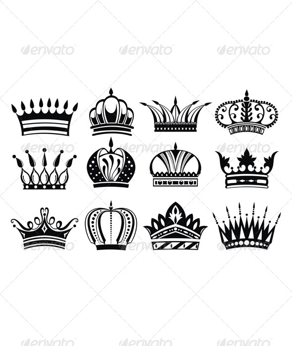 GraphicRiver Crowns 7136133