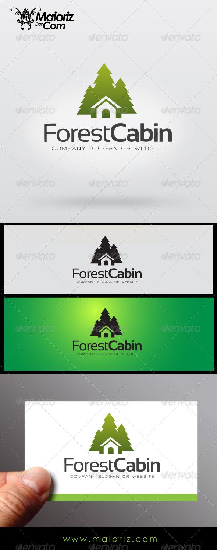 GraphicRiver Forrest Cabin 7138452