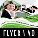 Multipurpose Flyer / Magazine AD - GraphicRiver Item for Sale