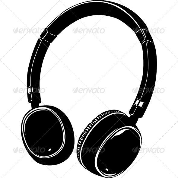 GraphicRiver Headphones 7141176