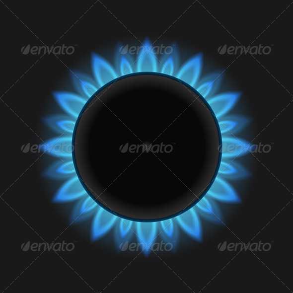GraphicRiver Gas Flame 7141324