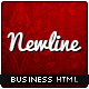 Newline Premium Business Template - ThemeForest Item for Sale