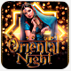 Oriental Night Flyer - GraphicRiver Item for Sale